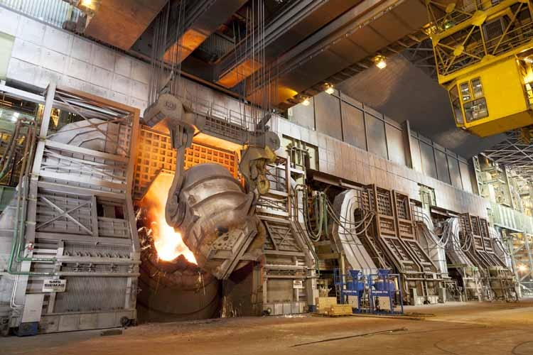 Present state of Indian steel industry