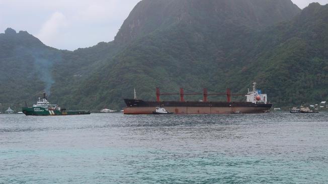 North Korea demands return of cargo ship seized by US