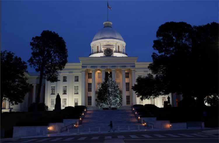Alabama vote for ban abortion bill