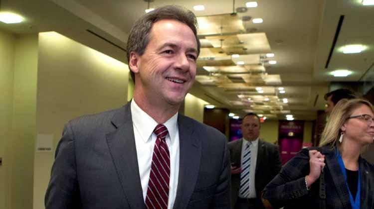 Bullock enters Democrats' 2020 White House race