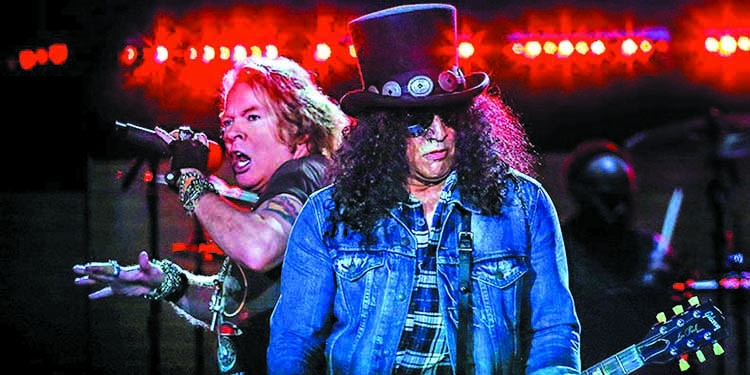 Guns N' Roses sues Colorado brewery