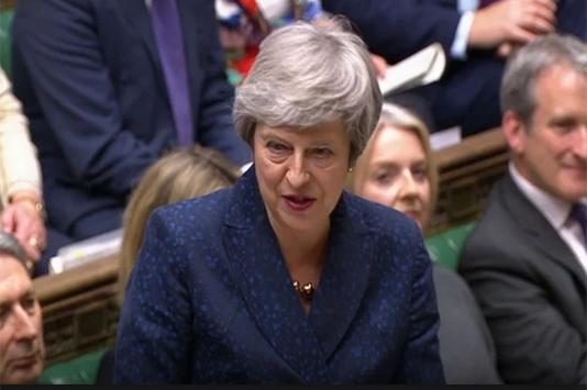 British govt to put forward Brexit bill in June