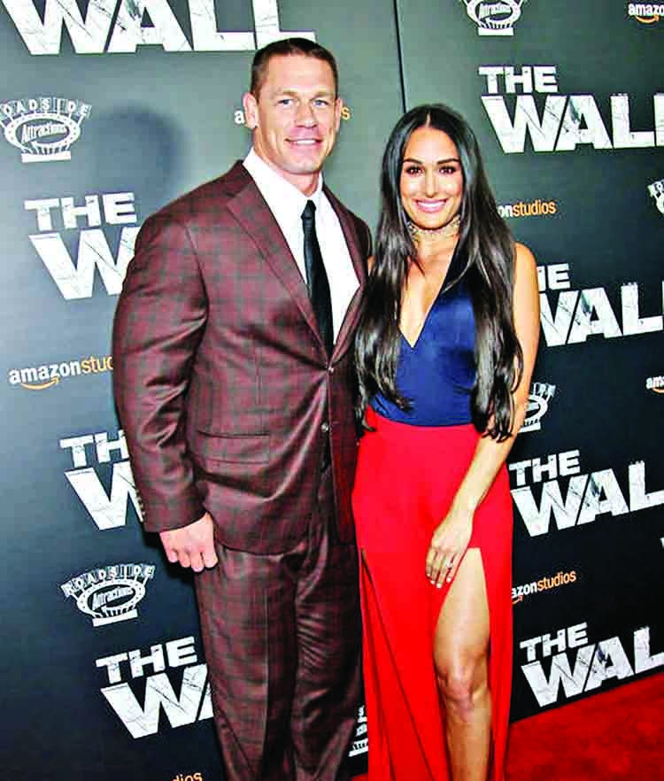 Nikki Bella wants ex- fiance John Cena to be happy