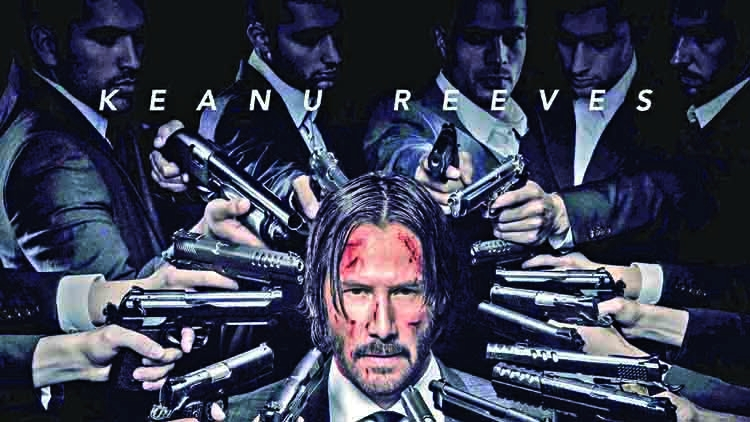 All fights original, no CGI for Keanu in 'John Wick 3'!