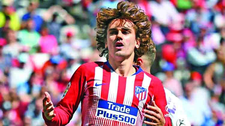 Griezmann to leave Atletico