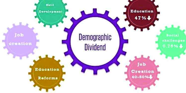 Challenges and opportunities of demographic dividend