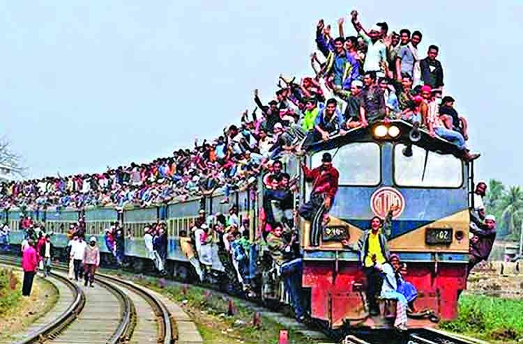 Sixteen special trains to run for Eid: Sujan