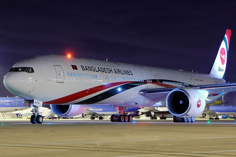 Another Boeing added to Biman fleet