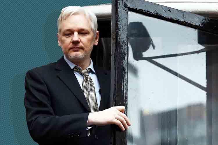 Silencing a people's hero, Julian Assange