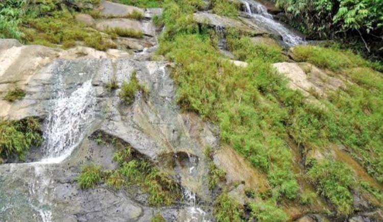 Hatu Bhanga waterfall