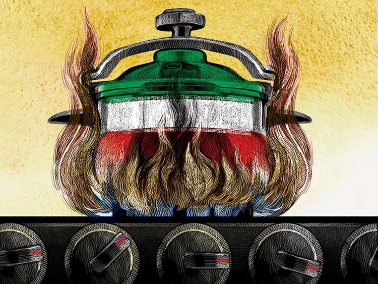 Iran set to lose its dangerous game