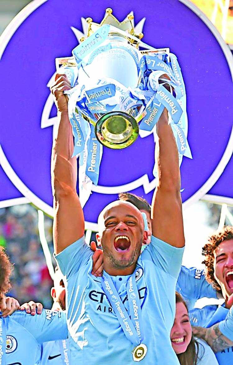 City target landmark treble as UEFA probe looms