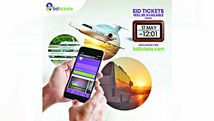 Bus tickets for Eid available on bdtickets.com
