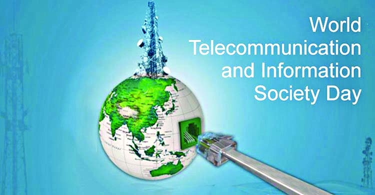 World Telecommunication, Information Society Day held