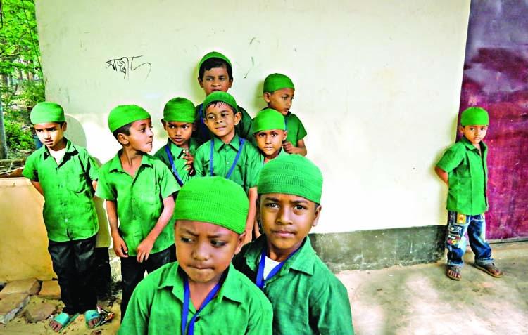 Orphans oratory