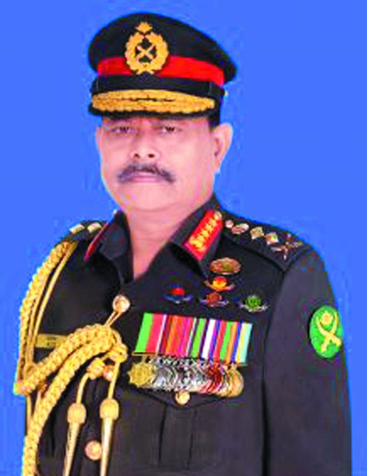 Army Chief off to USA