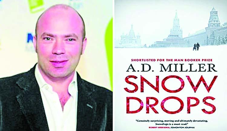 An interview with A D Miller