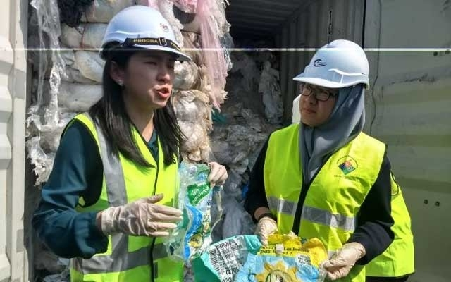 Plastic waste from Bangladesh found shipped into Malaysia