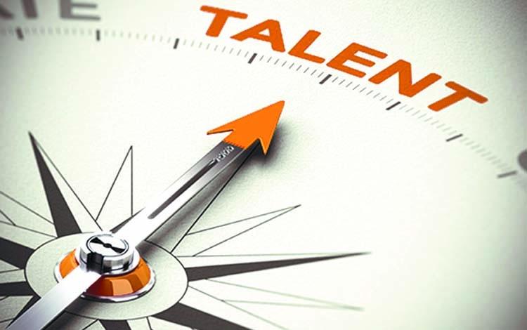 Hard work versus talent