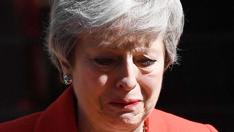 Theresa May: Broken by Brexit