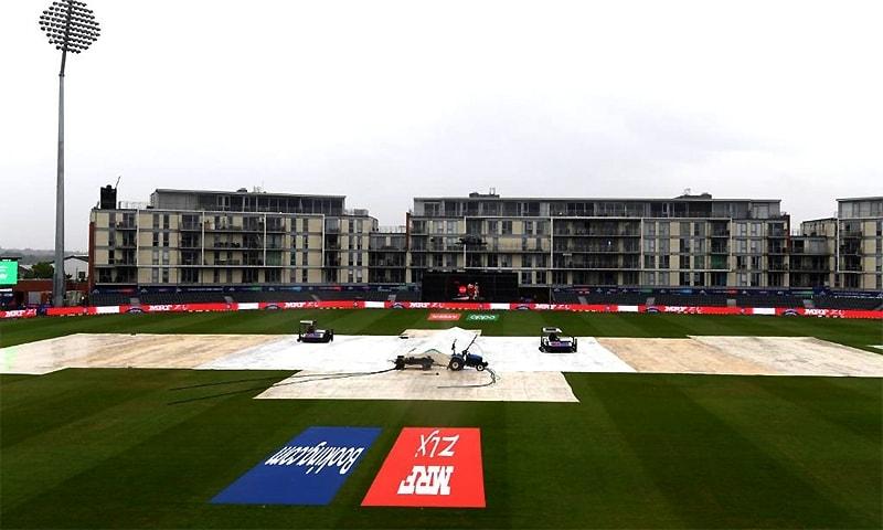 Rain delays Pakistan-Sri Lanka match
