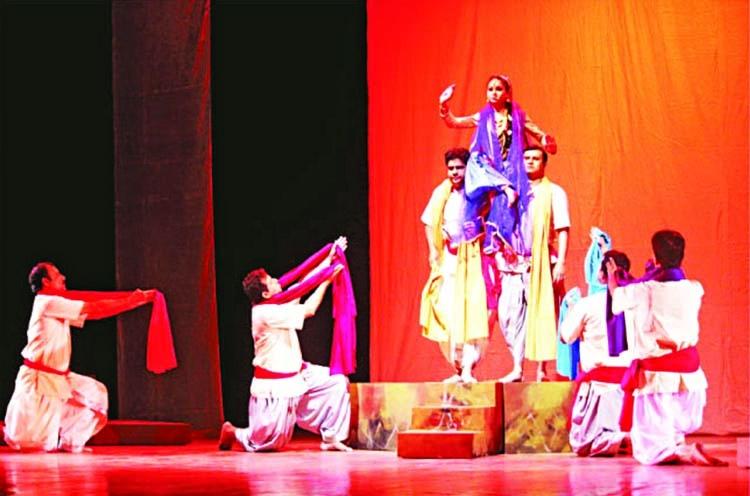 'Draupadi Parampara' on Shilpakala stage June 19