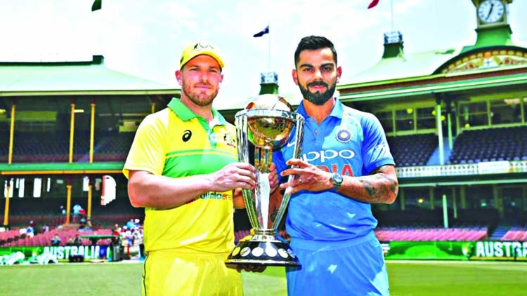 Upbeat India gear up for Australian challenge