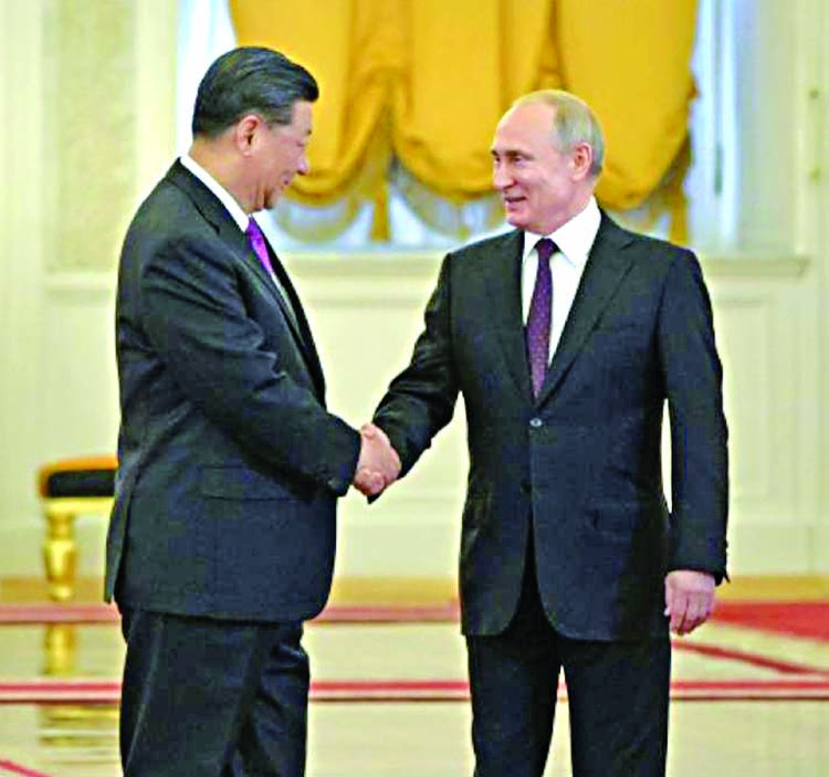 China signs deal with Russia for more nuke power units