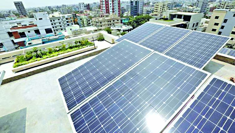 Unconsumed solar power sale to nat'l grid boosting
