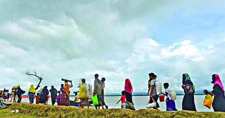 UK to work for sustainable resolution in Rakhine