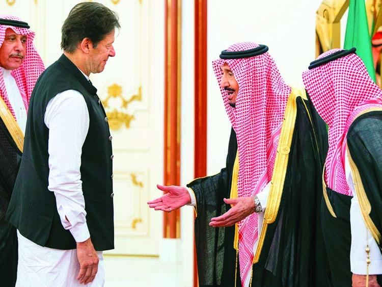 Imran tells OIC to act against blasphemy, Islamophobia