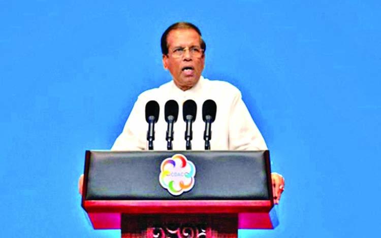 Sri Lanka president vows to block Easter attacks probe