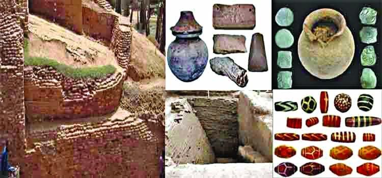Wari-Bateshwar settlement started in 300 BC