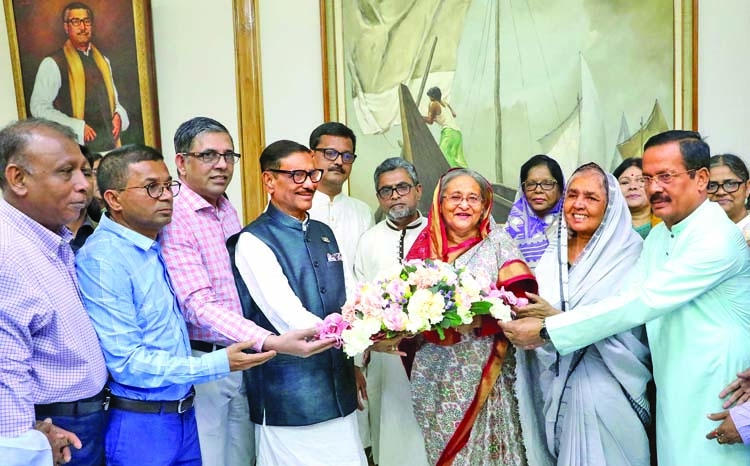 PM returns home, press meet today