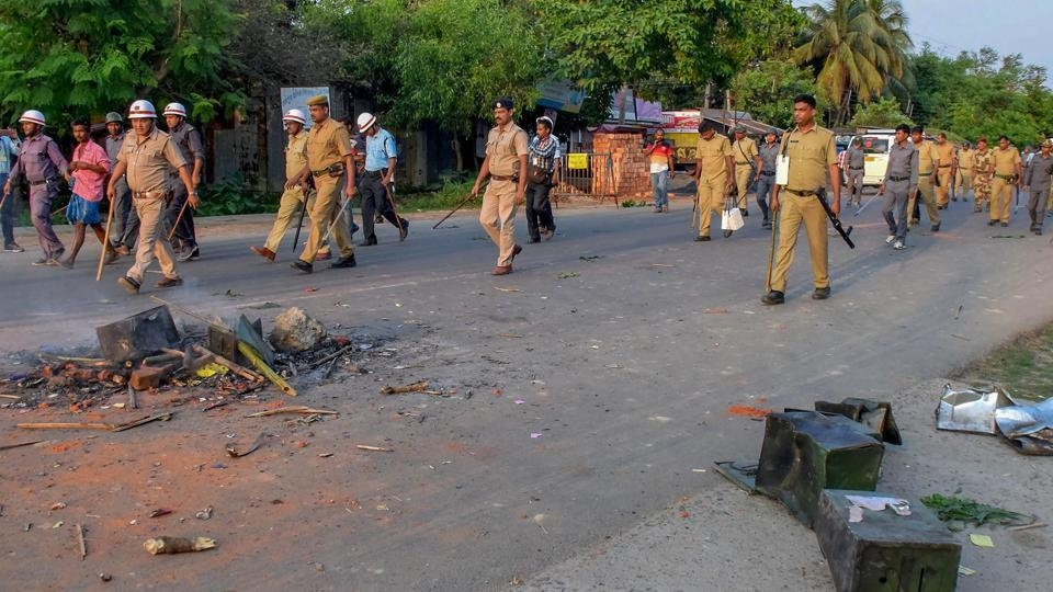 At least 3 killed in violence in India's West Bengal