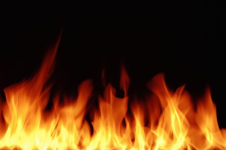 Fire at Banglamotor building