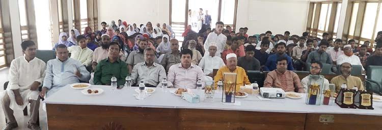 Eid reunion and tree planting program held in Cumilla