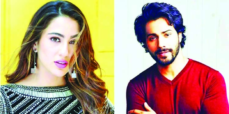 Sara, Varun to start shooting 'Coolie No. 1'