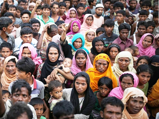 UAE raises US $18m fund for Rohingyas