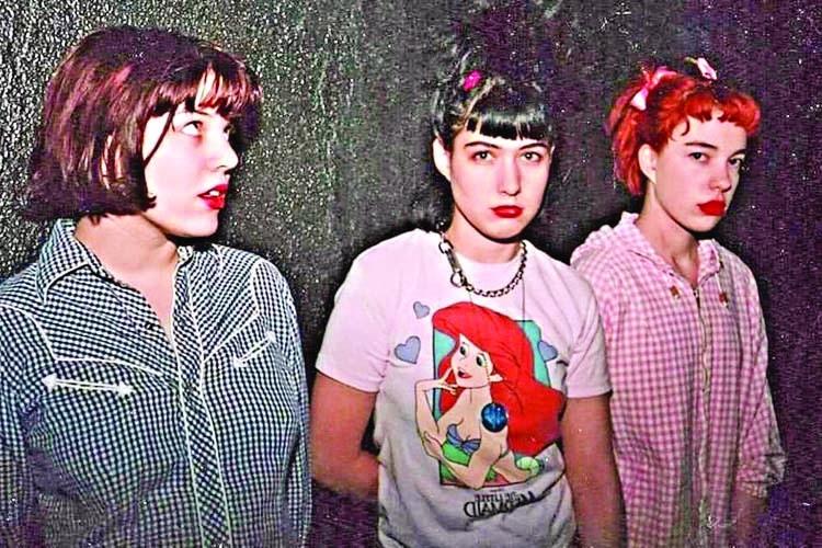 Feminist punk band 'Bikini Kill' stages comeback