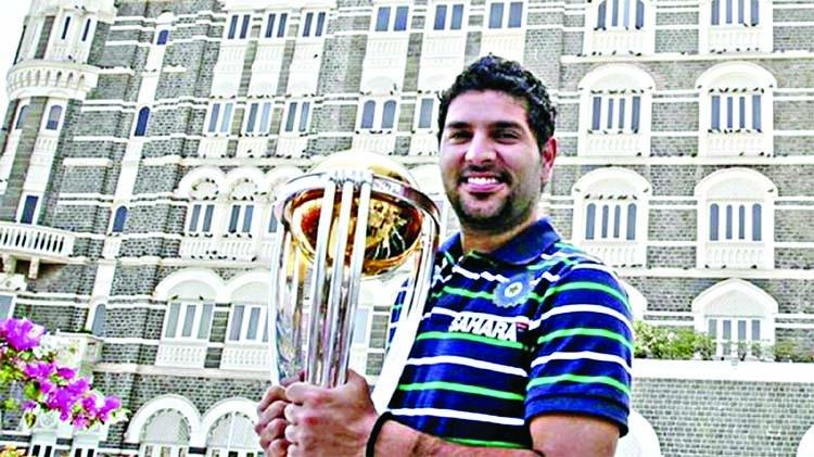 Former India all-rounder Yuvraj Singh retires