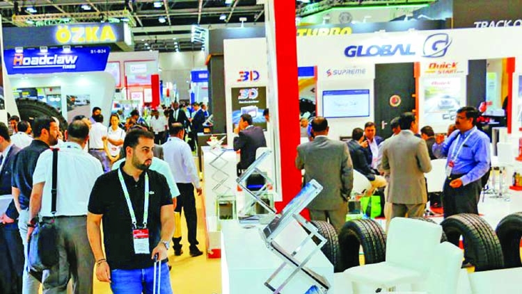 Bangladeshi battery cos attract buyers at Automechanika Dubai