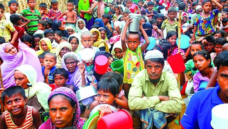 UAE accumulates $18m fund for Rohingyas