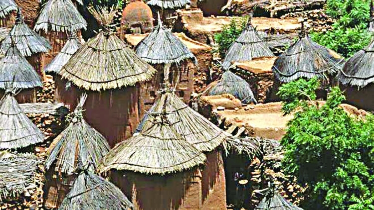 Mali attack: '100 killed' in Dogon village