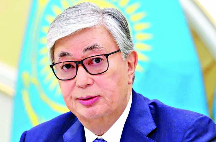 Tokayev elected Kazakh president