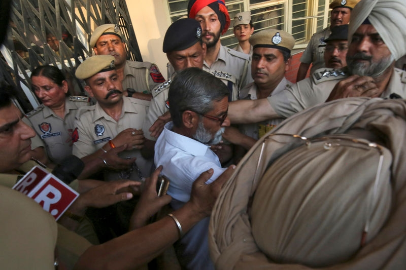 India jails three for life after shocking child rape and murder