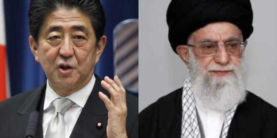 Japan PM Abe to meet Iran's Khamenei, Rouhani this week