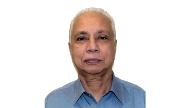 Prof. Dr. M. N Sharif in city to conduct 2-day conference on technological innovation