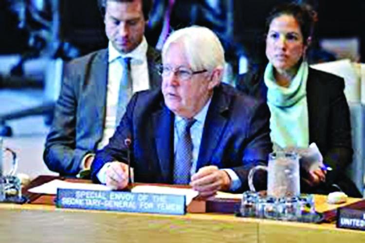 UN council backs embattled Yemen envoy