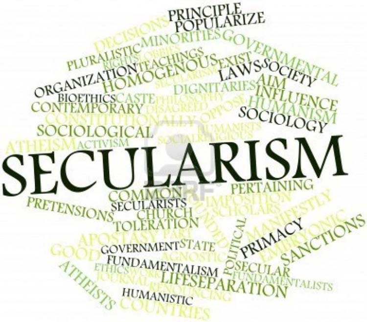 Whither secularism: Democratic society and minority rights